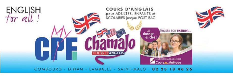 Les cours d'anglais à Saint-Malo